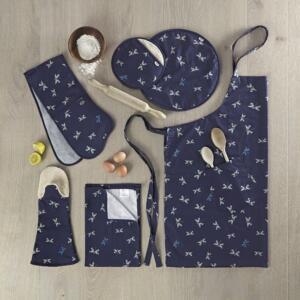 Dragonfly textiles